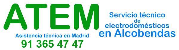Reparacion y servicio tecnico de lavavajillas en Alcobendas